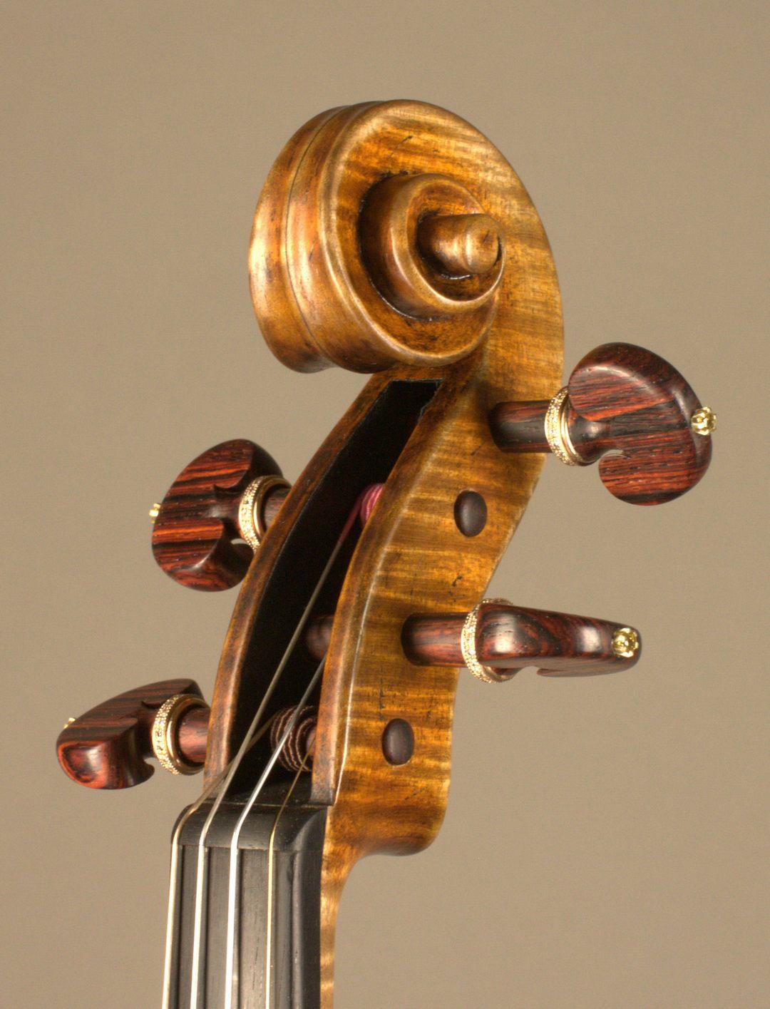 Violin ALBA 2013