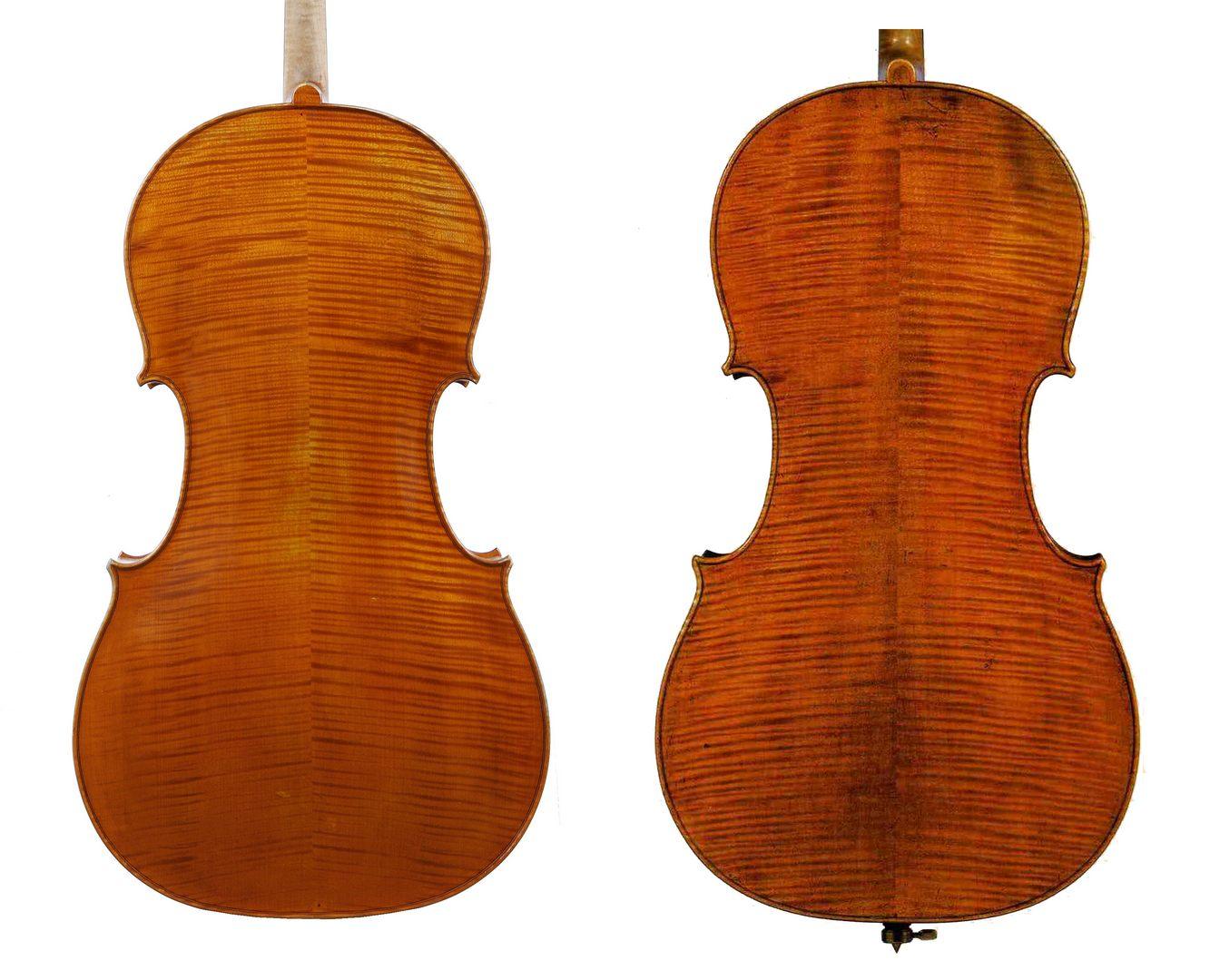 """Violoncello """"Alessandra"""" 2009"""