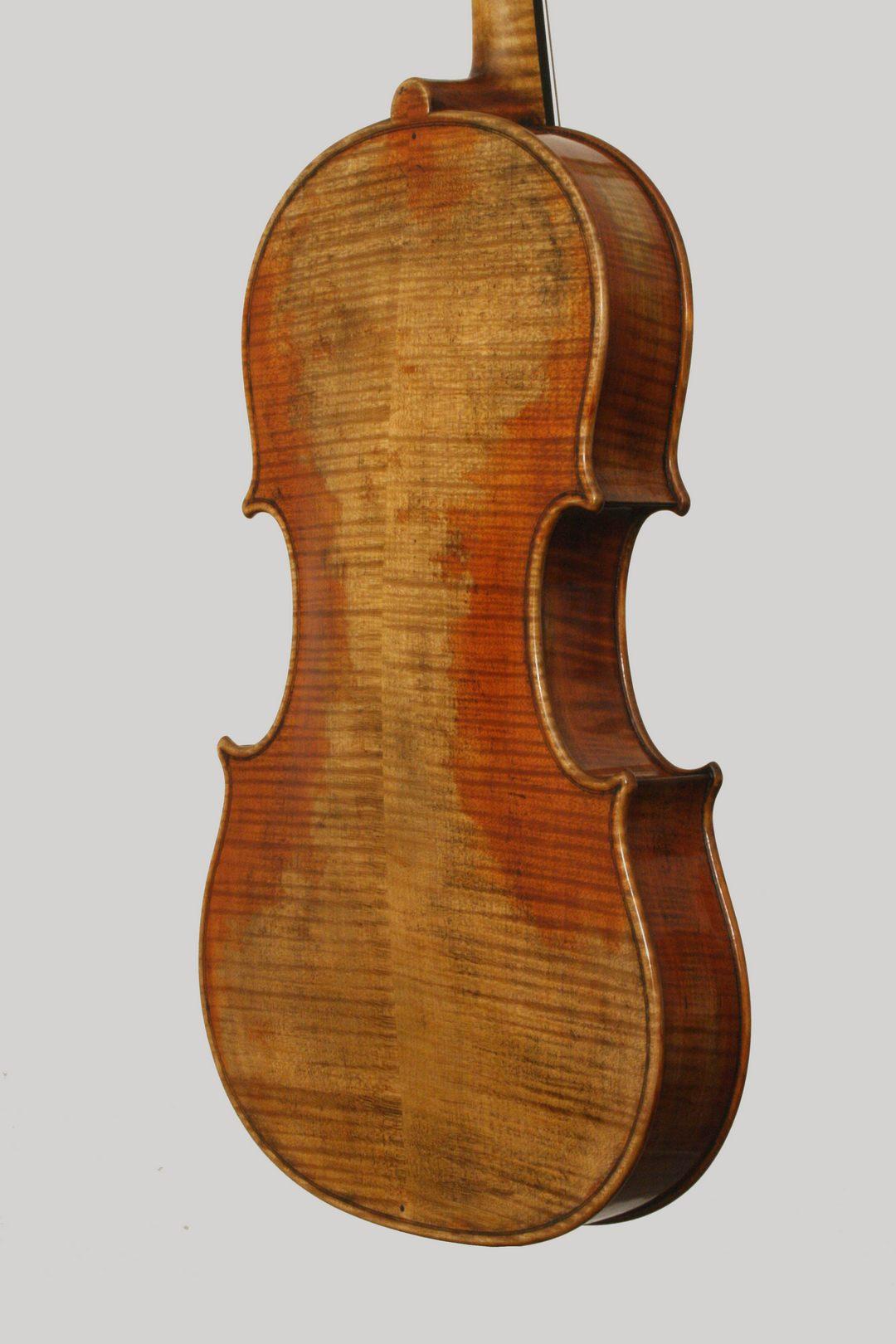 Viola LASSAN 2013 A.Stradivari model (Mahler 1672)
